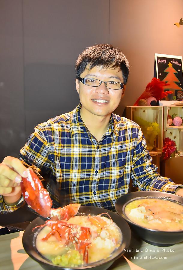 粥堂(龍蝦粥 螃蟹粥)專賣店15