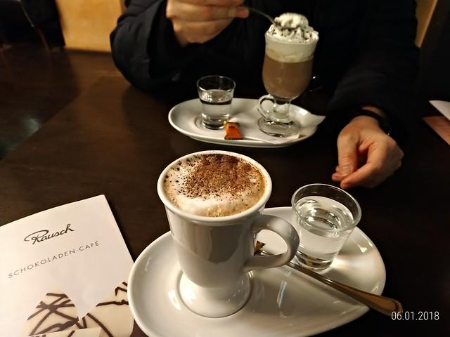 Chocolateria Rausch, Gendarmenmarkt