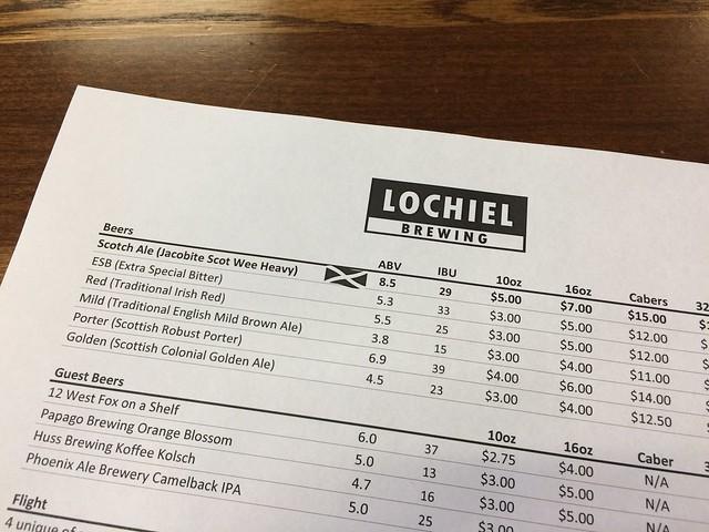 Lochiel Brewing