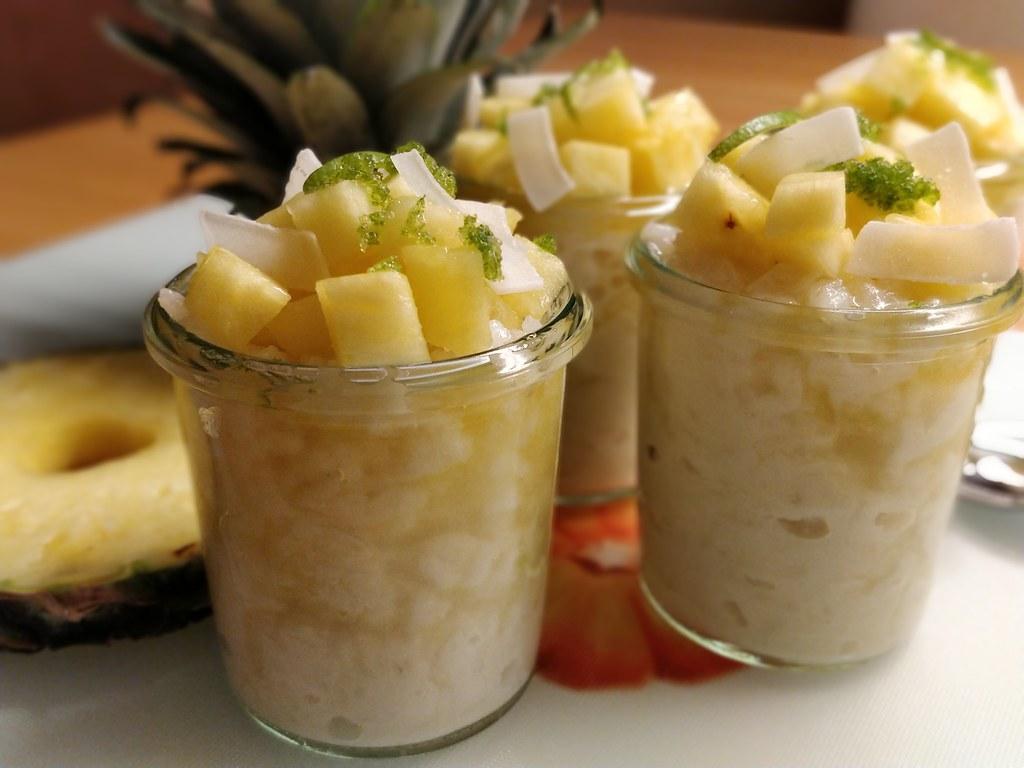 Reis | Kokos | Ananas | Limette