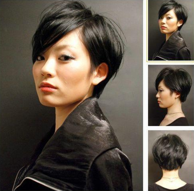 20+ Great Short Haircuts for Korean Women