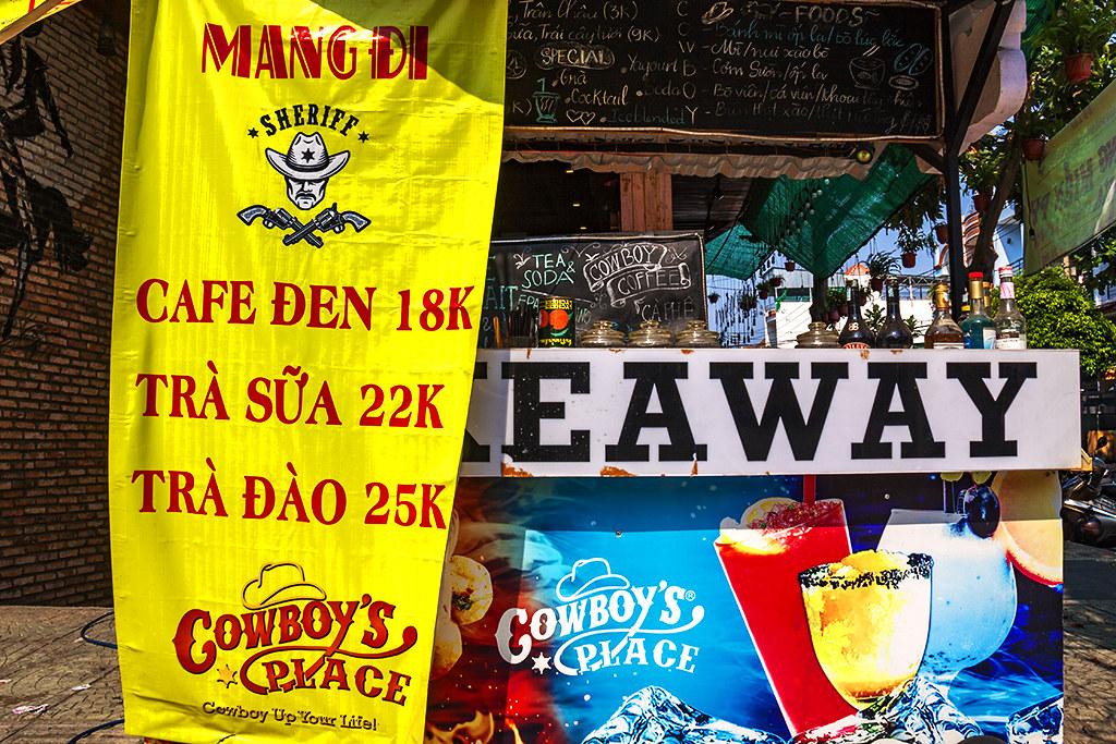 COWBOY'S PLACE--Saigon