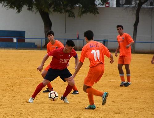 Fútbol 3º Andaluza Ibarburu Tabladilla