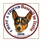 Basenji in Italia 2018