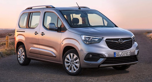 2019 Opel/Vauxhall Combo Life Debuts With New Styling And Tech