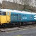 Class 50 - 50015 'Valiant'
