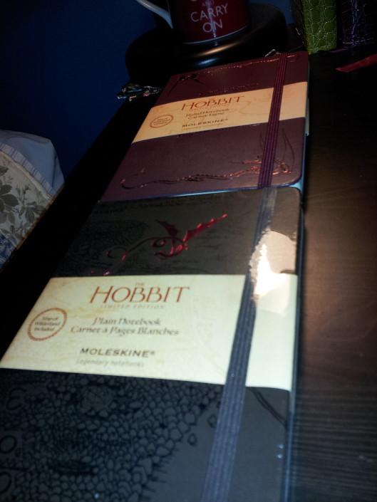 two-hobbit-notebooks