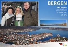 AIDAcara, Nordland 2017 - 13.Tag, Bergen (Norwegen)