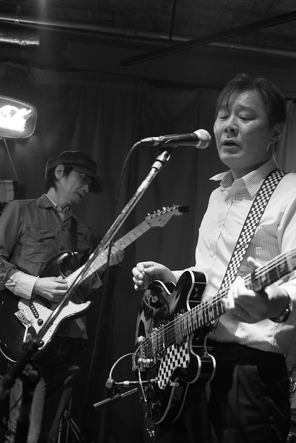 T.G.I.F. Blues Session at Terraplane, Tokyo, 12 Jan 2018 -00085