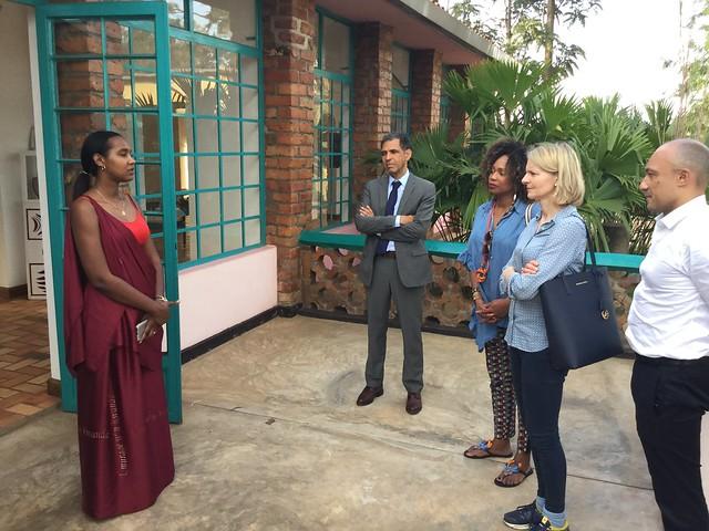 Hon. Minister Flessel Laura, Apple iPad Air 2, iPad Air 2 back camera 3.3mm f/2.4