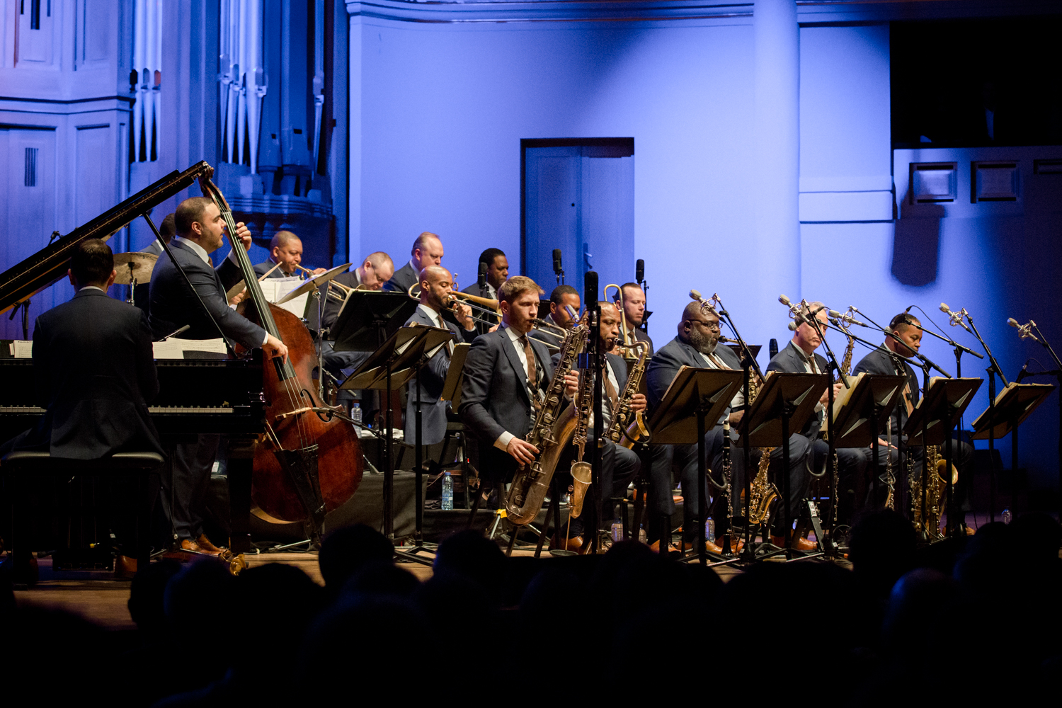 Jazz at Lincoln Center Orchestra -7890