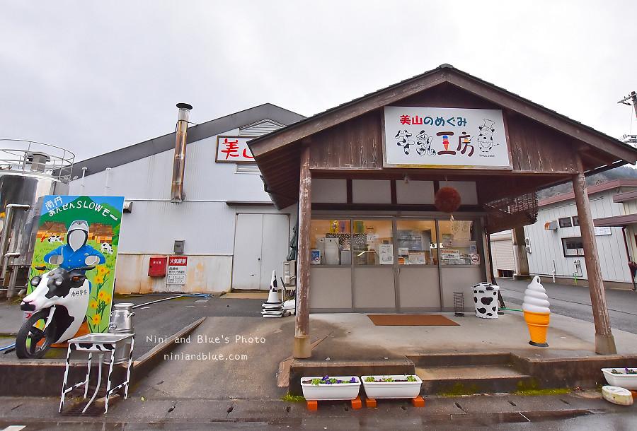 日本京都 美山 茅草屋 交通 巴士01
