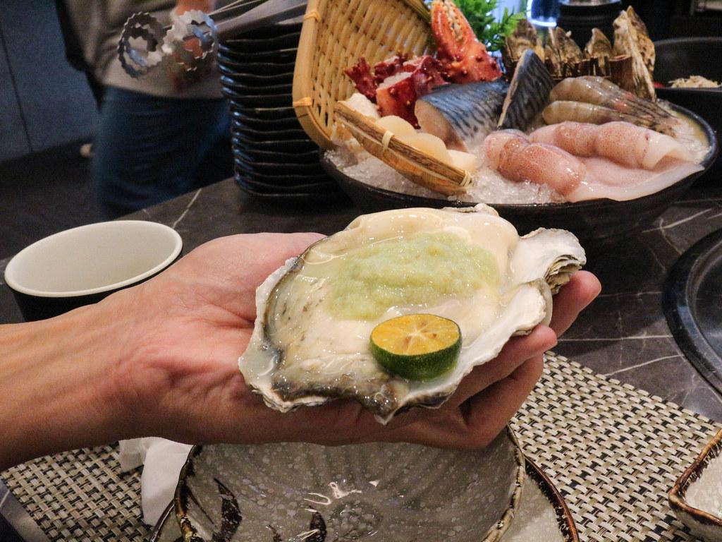 原月日式頂級帝王蟹燒烤吃到飽 (19)