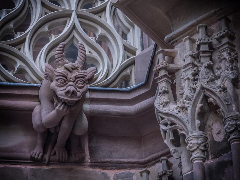 Les gargouilles de Notre Dame... 39903923321_554ff02864_c