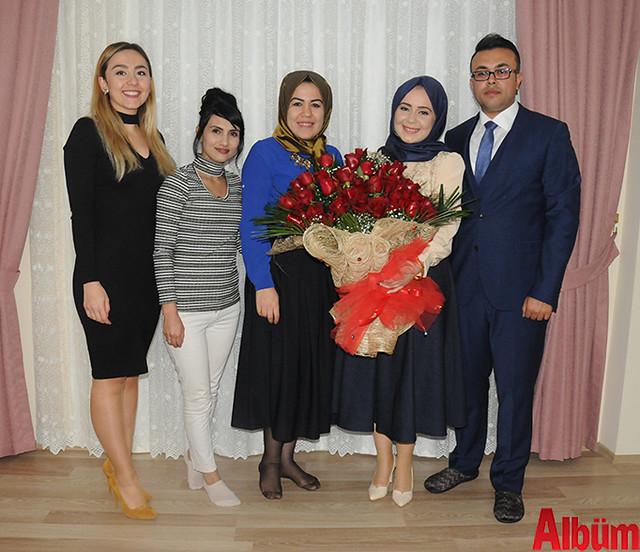 Zeynep Tekin, Songül Aydoğan, Melek Kaya, Ali Rıza Çelik