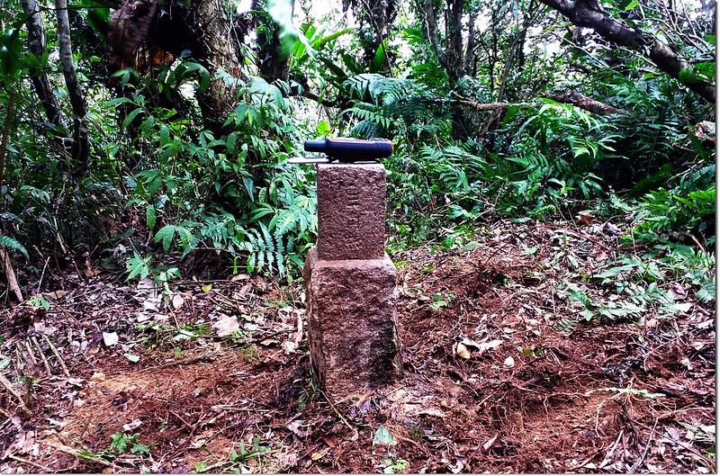 北里龍山補近(18)森林三角點(Elev. 813 m) 1