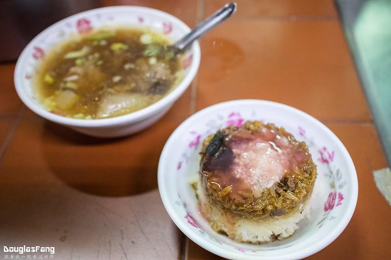 【食記】嘉義市東區袁家筒仔米糕排骨酥 (5)