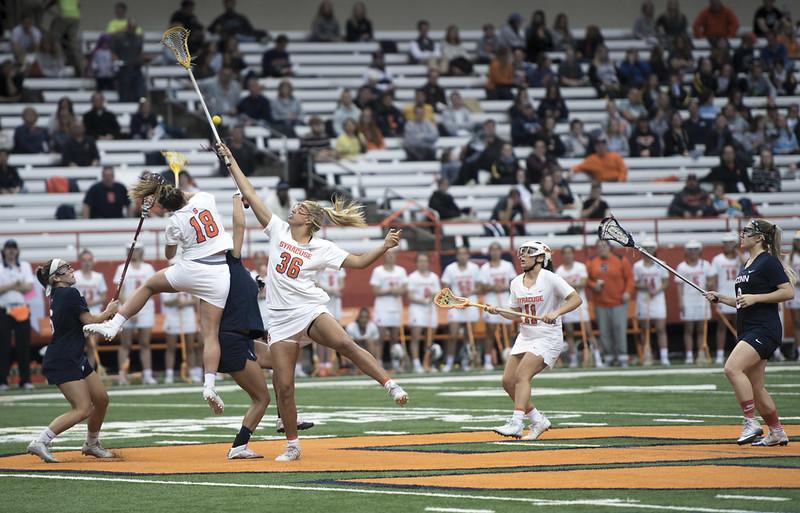 SU Women's Lacrosse Vs. UConn