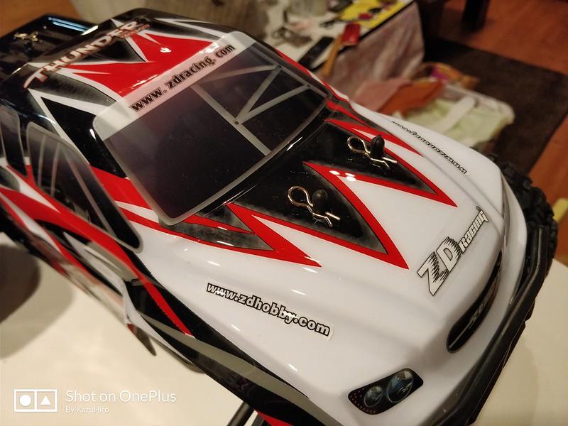 ZD Racing 10427 ラジコンカー 開封レビュー (50)