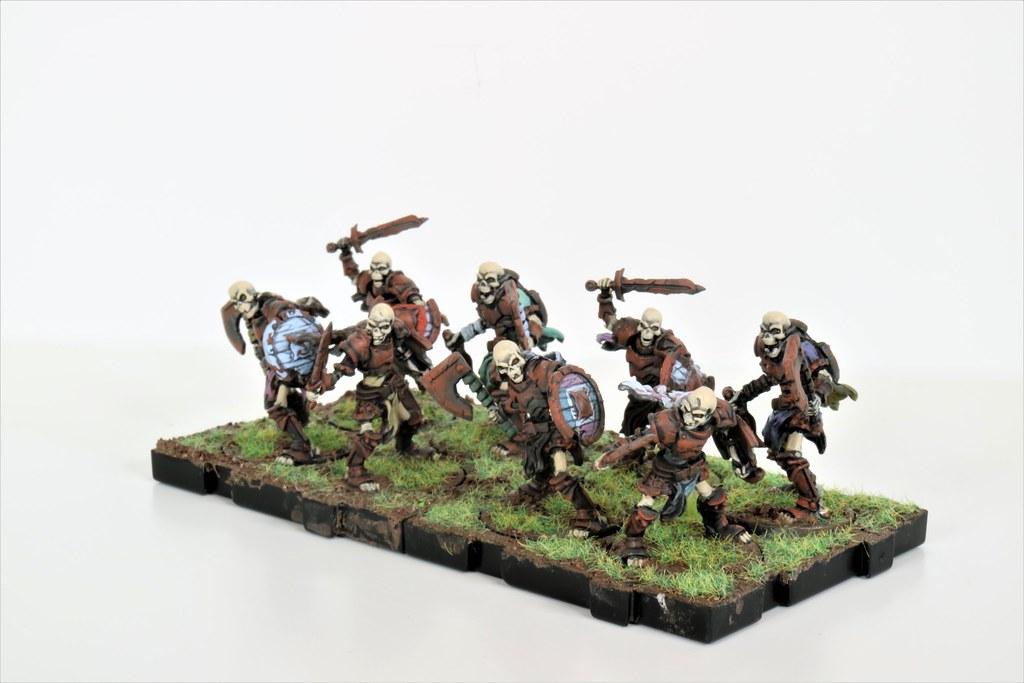 Runewars Miniatures Reanimates