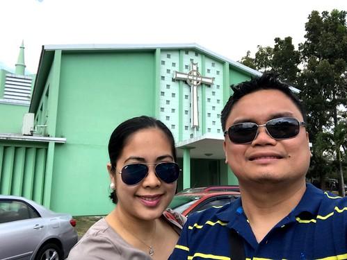 church time