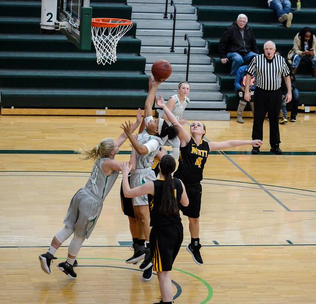 Women's Basketball - Feb. 14