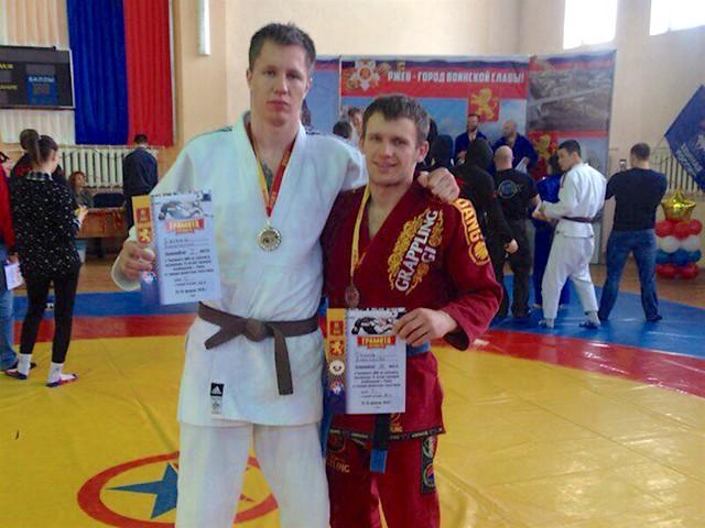 Александр Фролов победил в категории Ги