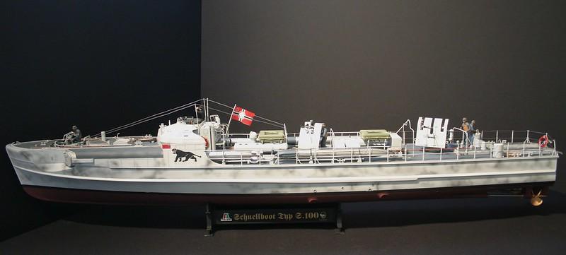 Schnellboot S100 au 1/35