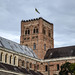 Bell tower of Saint Albans Cathedral