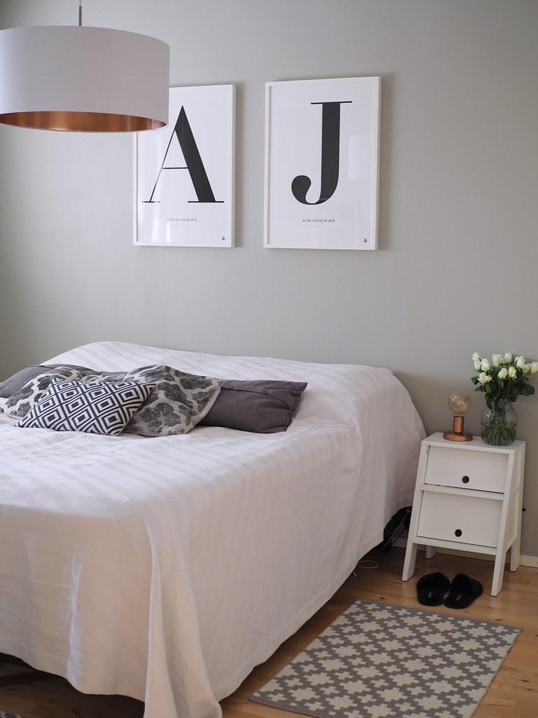 makuuhuone-seinä