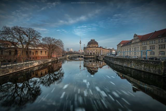 Last ice in Berlin
