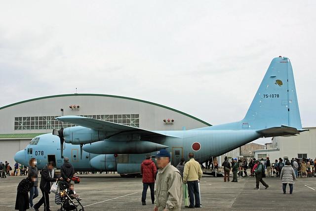 C-130H 75-1078 第1輸送航空隊 第401飛行隊 IMG_3438_2