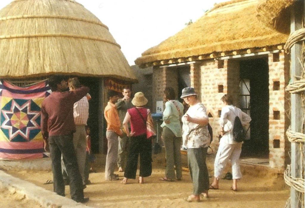 ग्रामीण पर्यटन