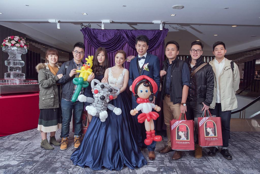 20171210晶華酒店婚禮記錄 (497)