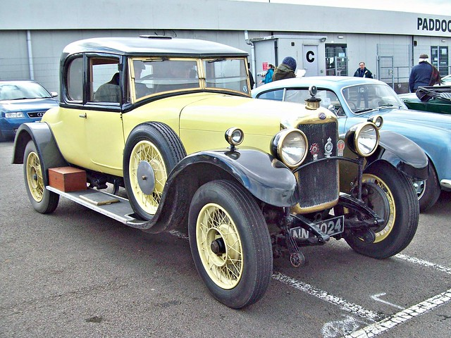 243 Aster 20/55 (1924)