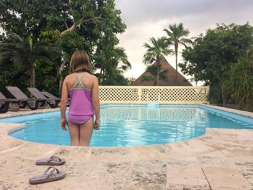 day five in isla, day one in akumal