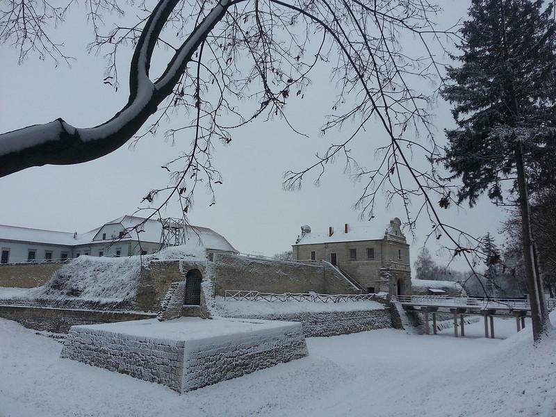 Екскурсія в Збаразький замок