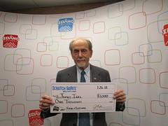 James Igel - $1,000 - Fame & Fortune - Boise - Jacksons