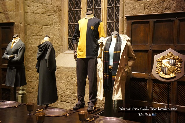 The Making of Harry Potter Studio Tour London 06