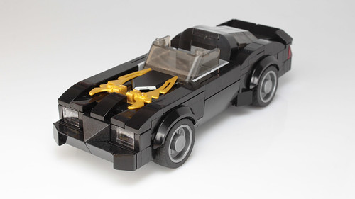 Lego Pontiac Firebird MOC