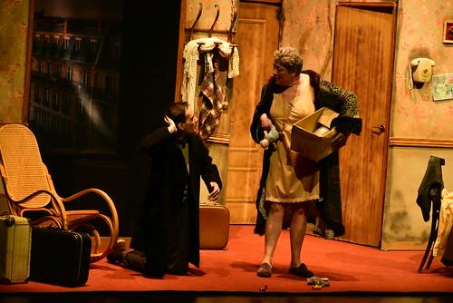 Festival de Teatro Aficionado Paraskenia Maison Close
