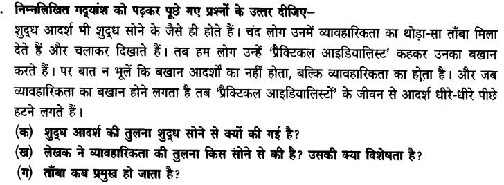 Chapter Wise Important Questions CBSE Class 10 Hindi B - पतझर में टूटी पत्तियाँ 35