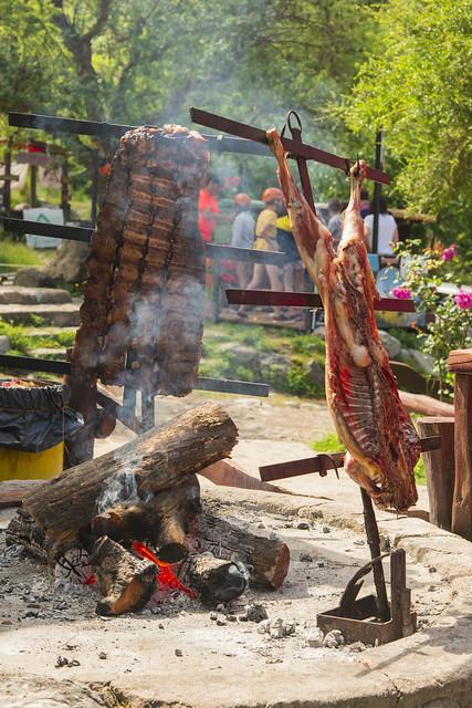 San Luis - Merlo - Carnes al Asador