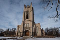 Skinner Memorial Chapel - Carleton College - Northfield, Minnesota