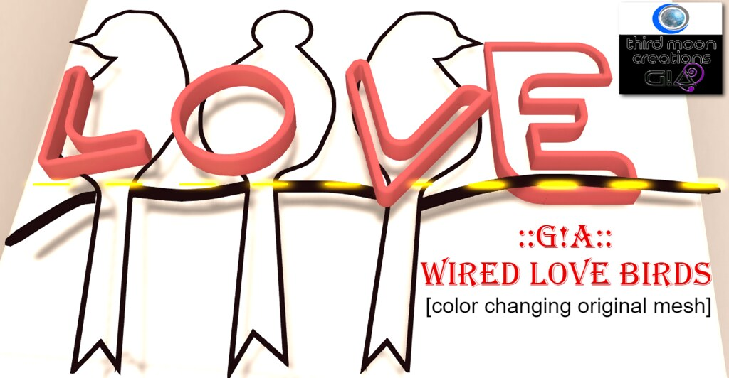 Wired Love Birds Vendor - TeleportHub.com Live!