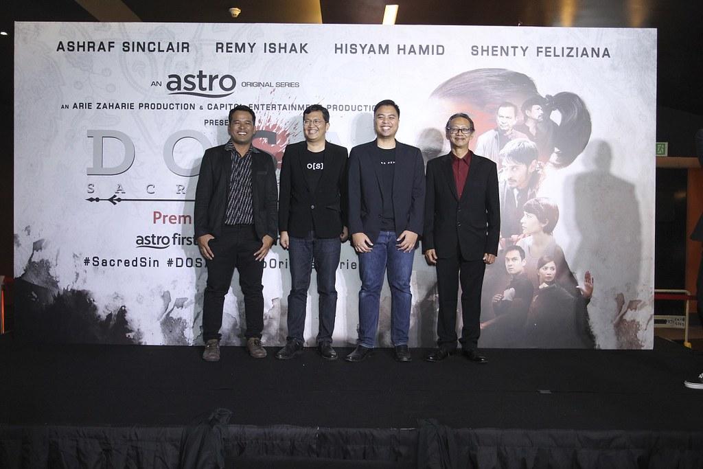 Ifa Isfansyah (Pengarah), Salman Aristo (Idea Asal), Rino Sarjono (Penulis Skrip) Yadi Yugandi (Pengarah Fotografi)