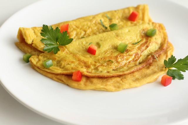 Schweizer Bio-Pionier hat Antwort auf Tierhaltungs-Skandale: Veganes Ei für Omelette & Quiche macht Hühnereier überflüssig (FOTO)