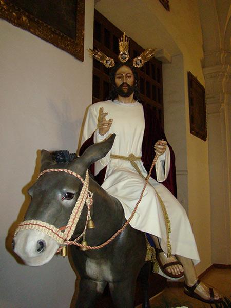 Cofradía de Nº Padre Jesús Nazareno, María Santísima de Los Dolores y Santísimo Cristo del Amor.
