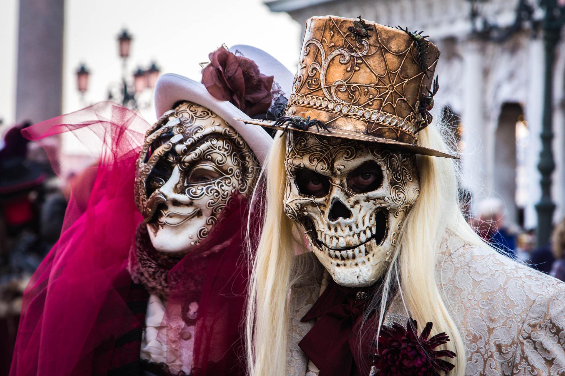 Carnaval de Venecia, Italia carnaval de venecia - 26495360398 ae0f324177 o - Carnaval de Venecia : la historia y elegancia toman la calle