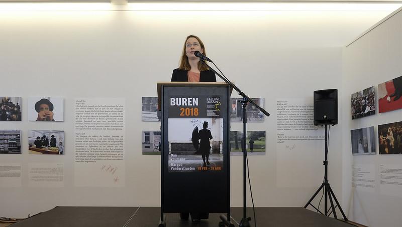18.02.2018 - Opening gasttentoonstelling 'Buren2018'